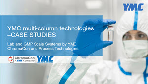 Case studies of twin-column chromatography