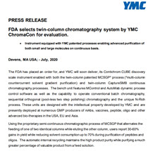 FDA purchase press release