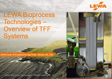 TFF Systems by LEWA
